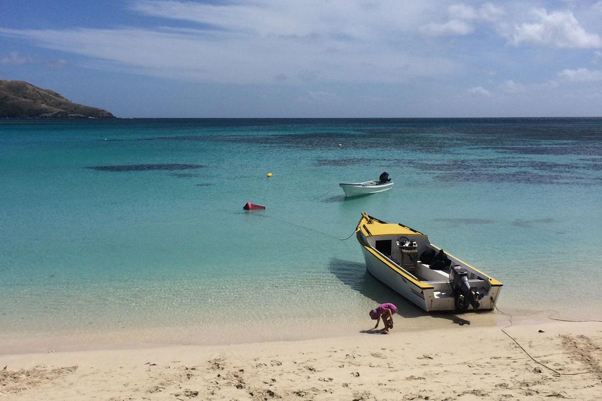Fiji Reise planen