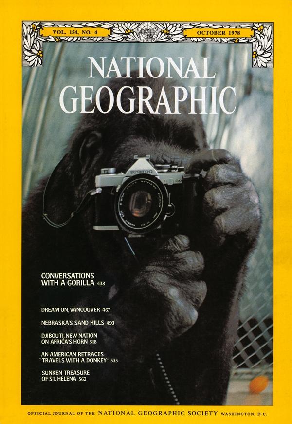 National Geographic Magazine kostenlos