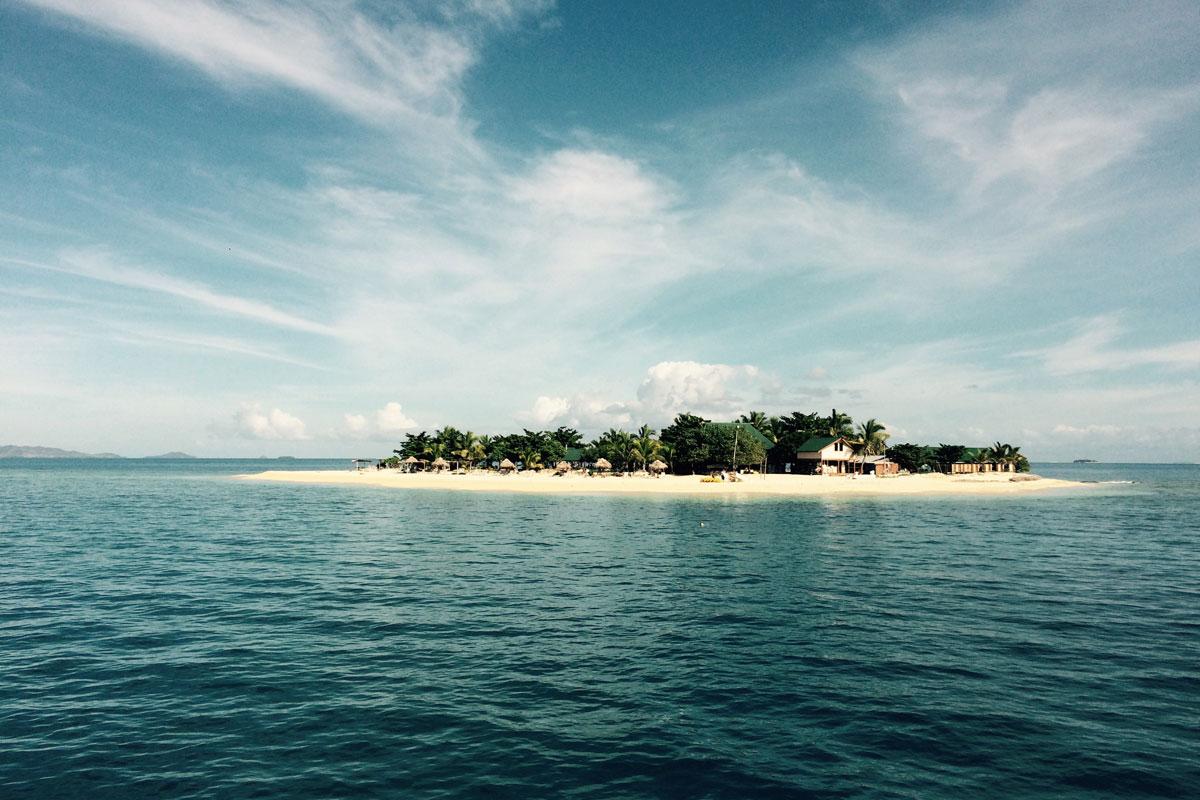 South Sea Island Yasawa Fiji