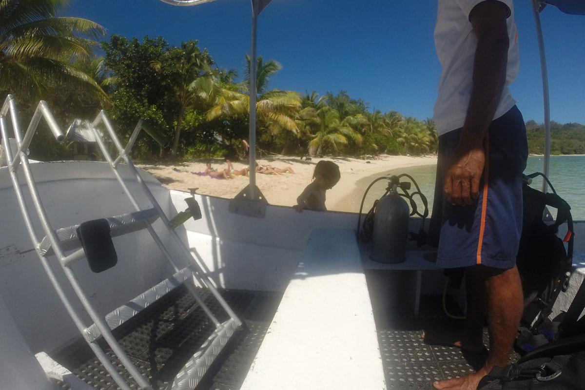 Tauchen auf Fiji, Yasawa Islands