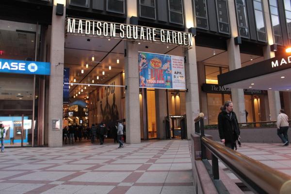 Ein Besuch des Madison Square Garden lohnt sich in jedem Fall - wenn man Sportbegeistert ist. Die Preise sind auch verhältnismäßig moderat.