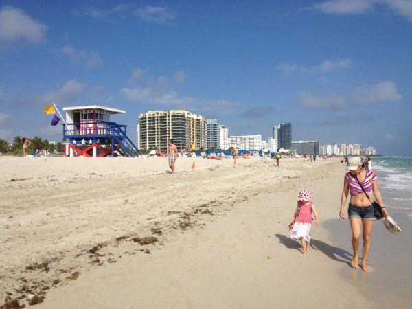 Miami mit Kindern