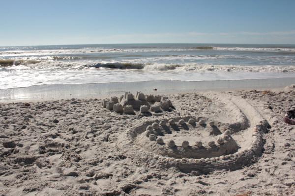 Strand bei Bonita Springs Florida