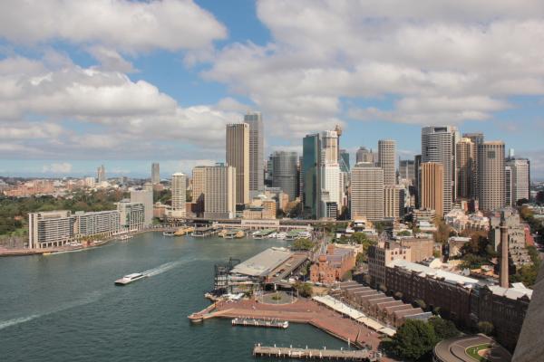 Sydney Hafen View
