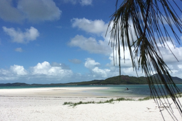 Whitsunday Islands, Beach