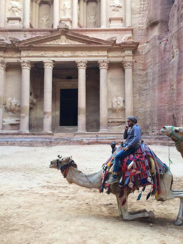 Jordanien Reisebericht Petra erleben