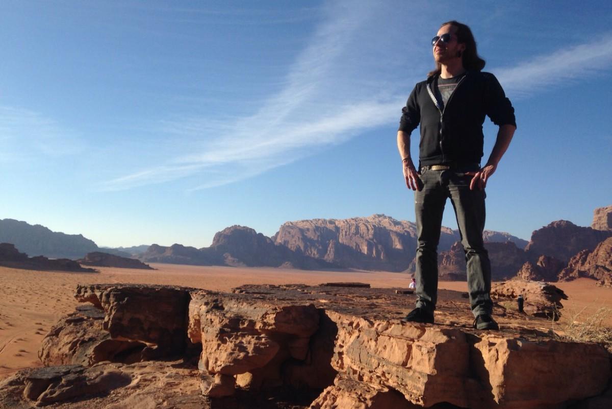 Jordanien Reisebericht Wadi Rum
