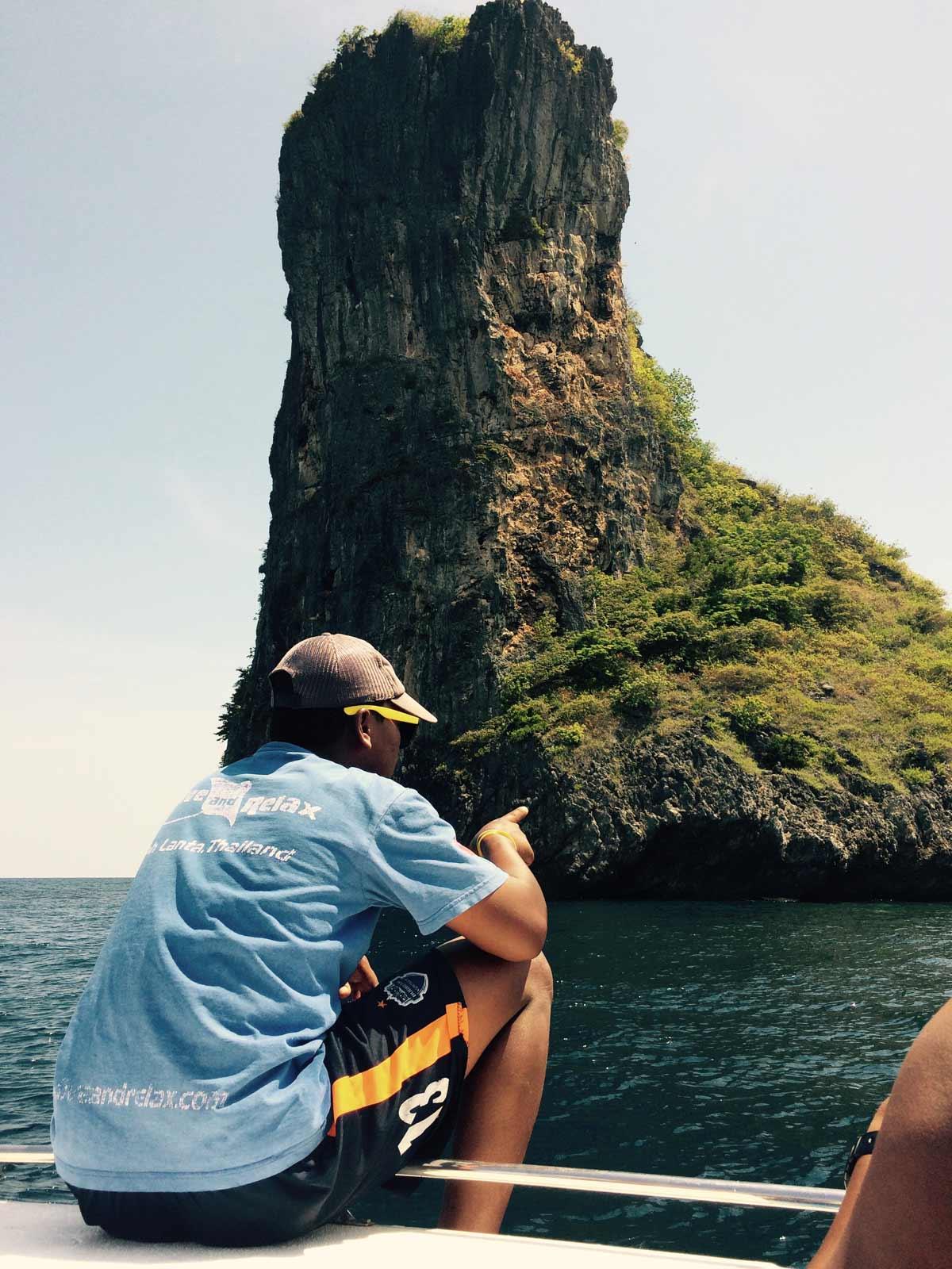 Tauchen Thailand Ko Lanta