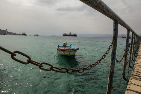 Der Golf von Akaba