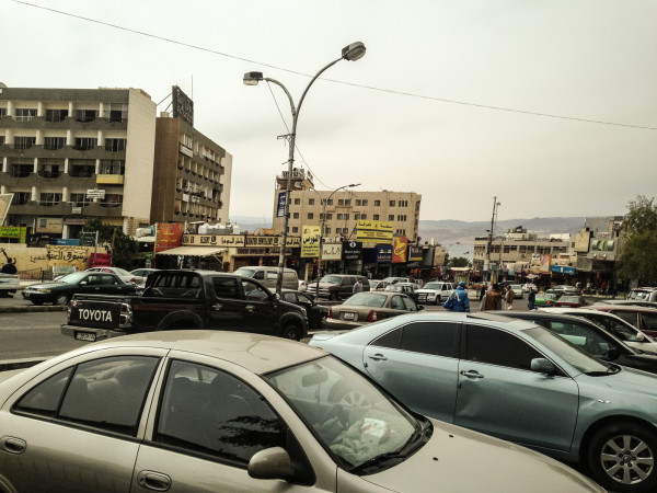Akaba Innenstadt