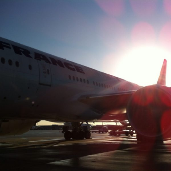 Air France nach Peru