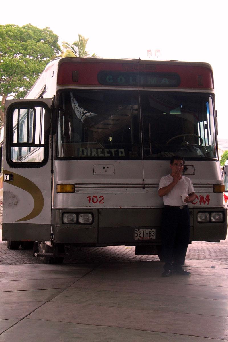 Bus Tour durch Mexiko