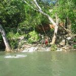 Colima Dschungel Baden