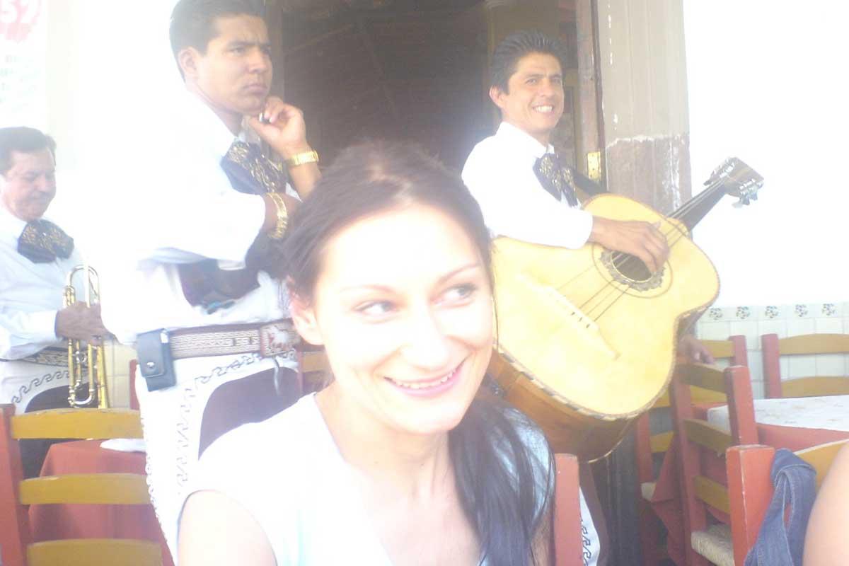 Mexiko Mariachi Band Traditional