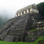 Palenque Tempel Mexiko