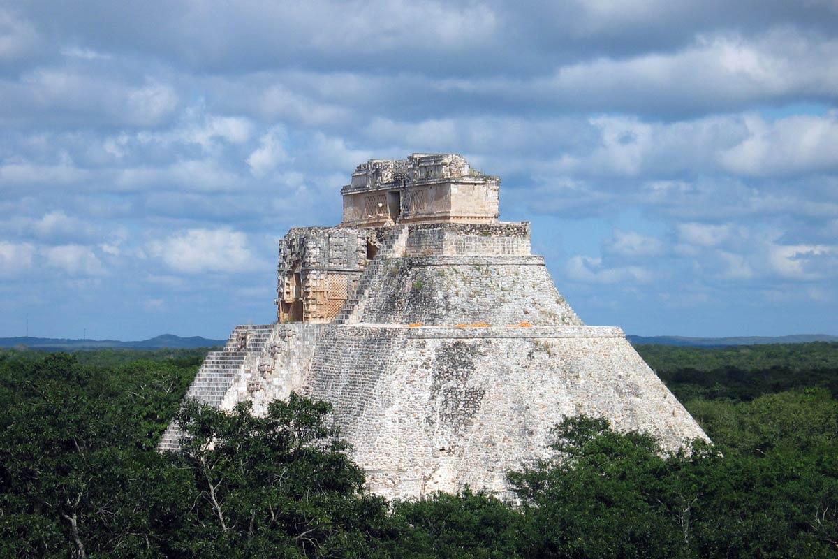 Uxmal Yucatan Mexiko