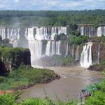 Wasserfälle Iguazu Argentinien