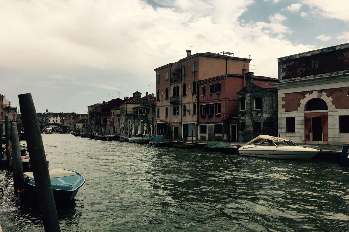 Venedig Grand Kanal
