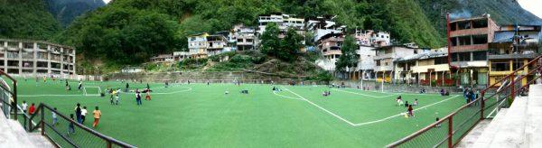 Fussball in Peru