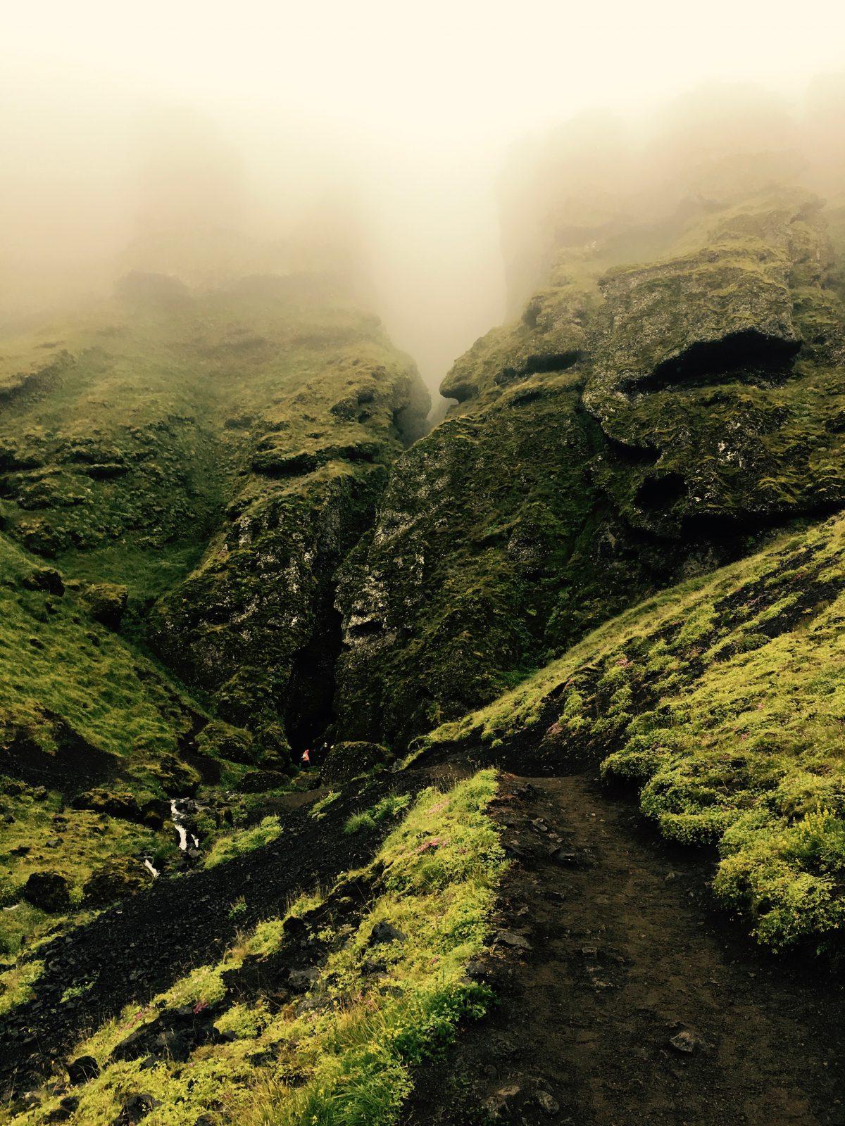 Snaefellsjökull Nationalpark